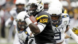 ASU Football Background HD