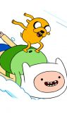 HD Adventure Time Iphone Images