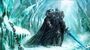 Download Free Arthas Background