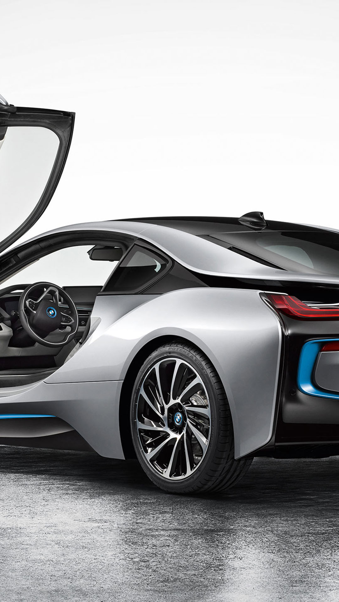 Wallpaper Wiki Bmw I8 Back Silver Iphone Hd Images Pic Wpc008852