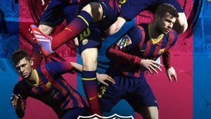 Barcelona FC Iphone 5 Background Download Free