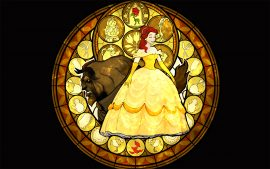 Free Download Beauty And The Beast Backgrounds