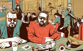 Download Free Big Lebowski Wallpaper