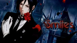 Black Butler Sebastian HD Background