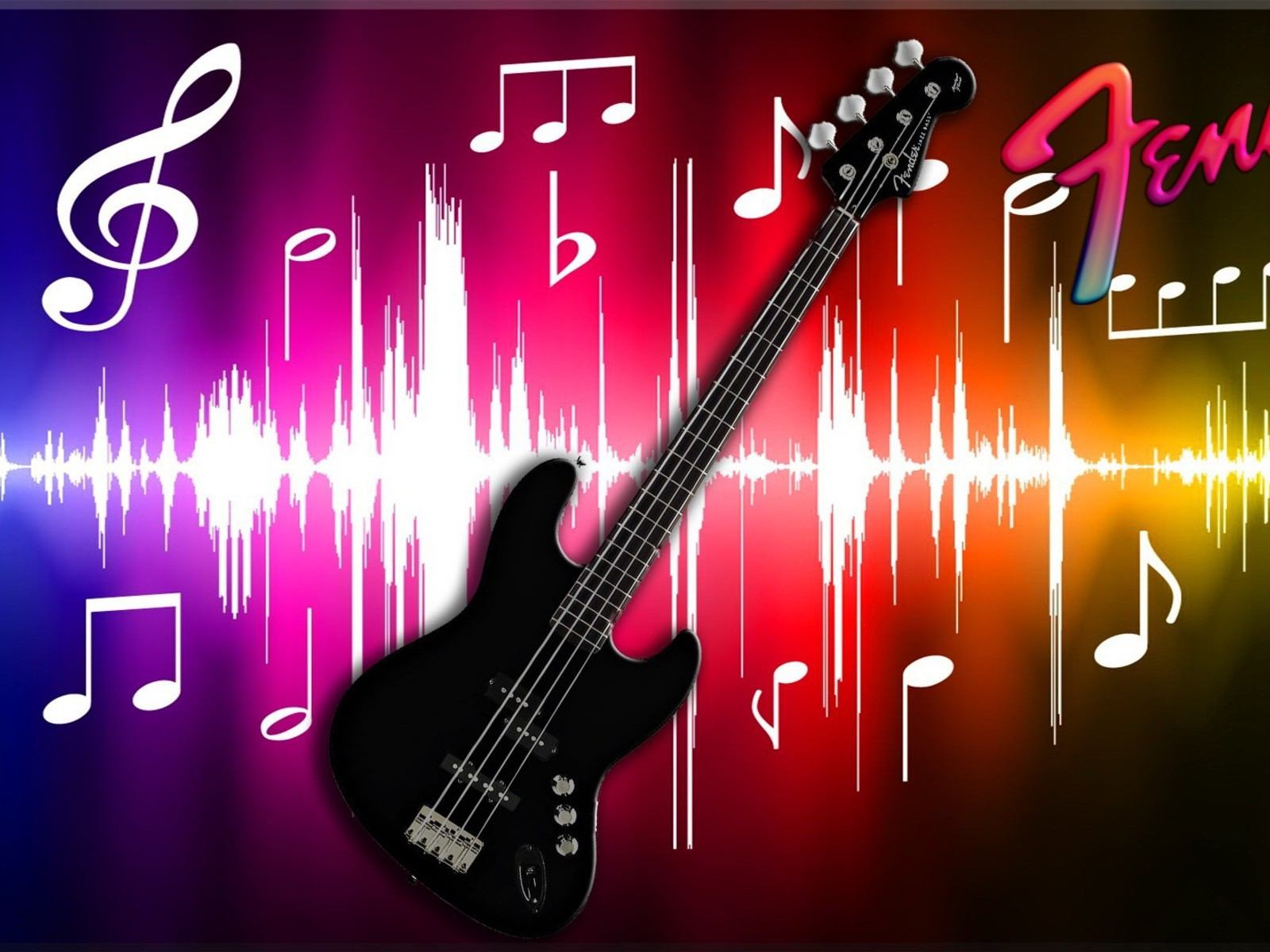 Bass Guitar Wallpaper Free Download wallpaperwiki