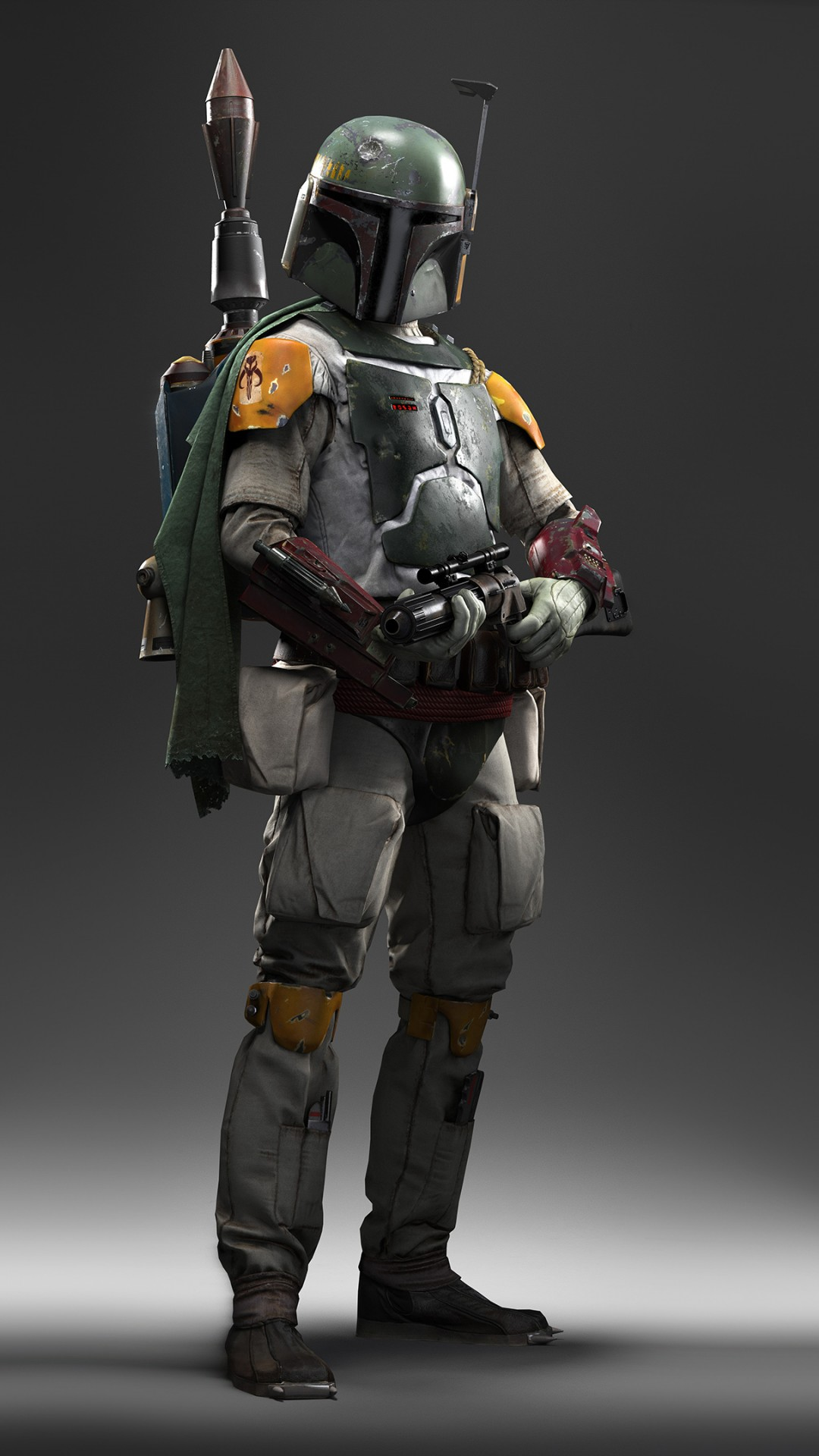 Wallpaperwiki Boba Fett IPhone 5 Wallpaper Widescreen PIC WPB003841