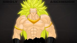 Download Free Broly Background