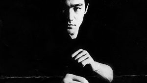 Bruce Lee iPhone Wallpaper