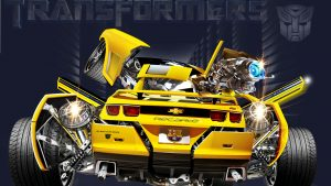 Free Download Bumblebee Transformer Background