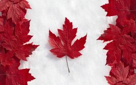 Canada Flag Backgrounds Download