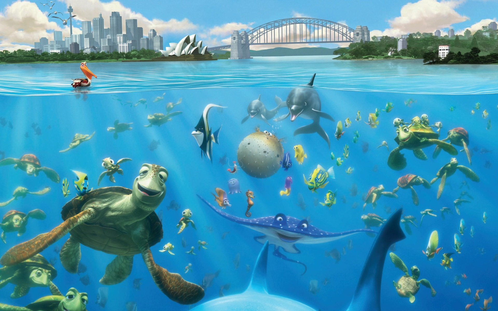Finding Nemo Wallpapers HD