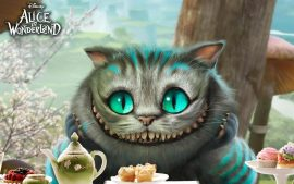 Download Free Alice in Wonderland Background