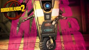 HD Claptrap Wallpaper