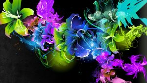 Colorful Abstract Designed Creations as Wallpapers in High Definition