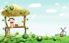 Funny 3D Cartoon Wallpapers HD