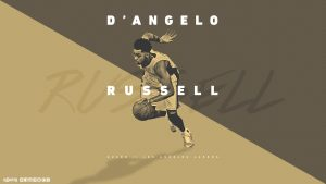 Free Download D'Angelo Russell Wallpaper
