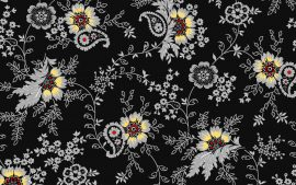 Dark Floral Pretty Appealing Designs