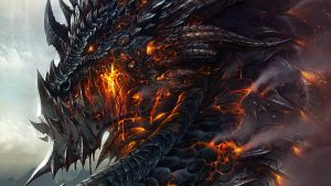 Deathwing World of Warcraft Magnificent Imagery