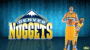 Denver Nuggets American Basketball Team Images and Logos as Wallpapers in Full High Definition