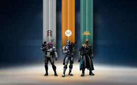 Destiny Online-only Video Game Screenshots