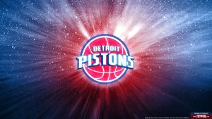 Detroit Pistons Logo Backgrounds