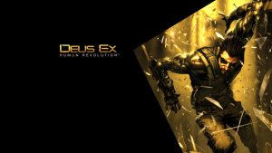 Deus Ex Human Revolution Video Game Screen Captures as Backgrounds