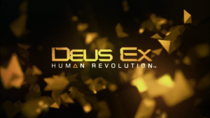 Deus Ex Game Screen Capture Imagery as Wallpapers in High Resolution For Free