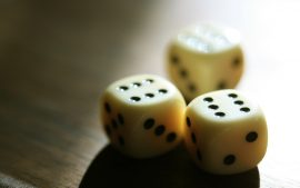 Dice in Six Sided Funky Creations As Wallpapers High Def.