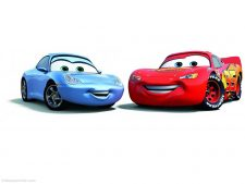 Disney Cars Movie Smiling Wallpapers Very Happy and Fun