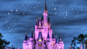 Disney Castle Wallpapers HD