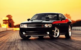 Dodge Challenger HD Backgrounds