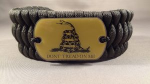 Don't Tread On Me Timber Rattlesnake Designs as Wallpapers
