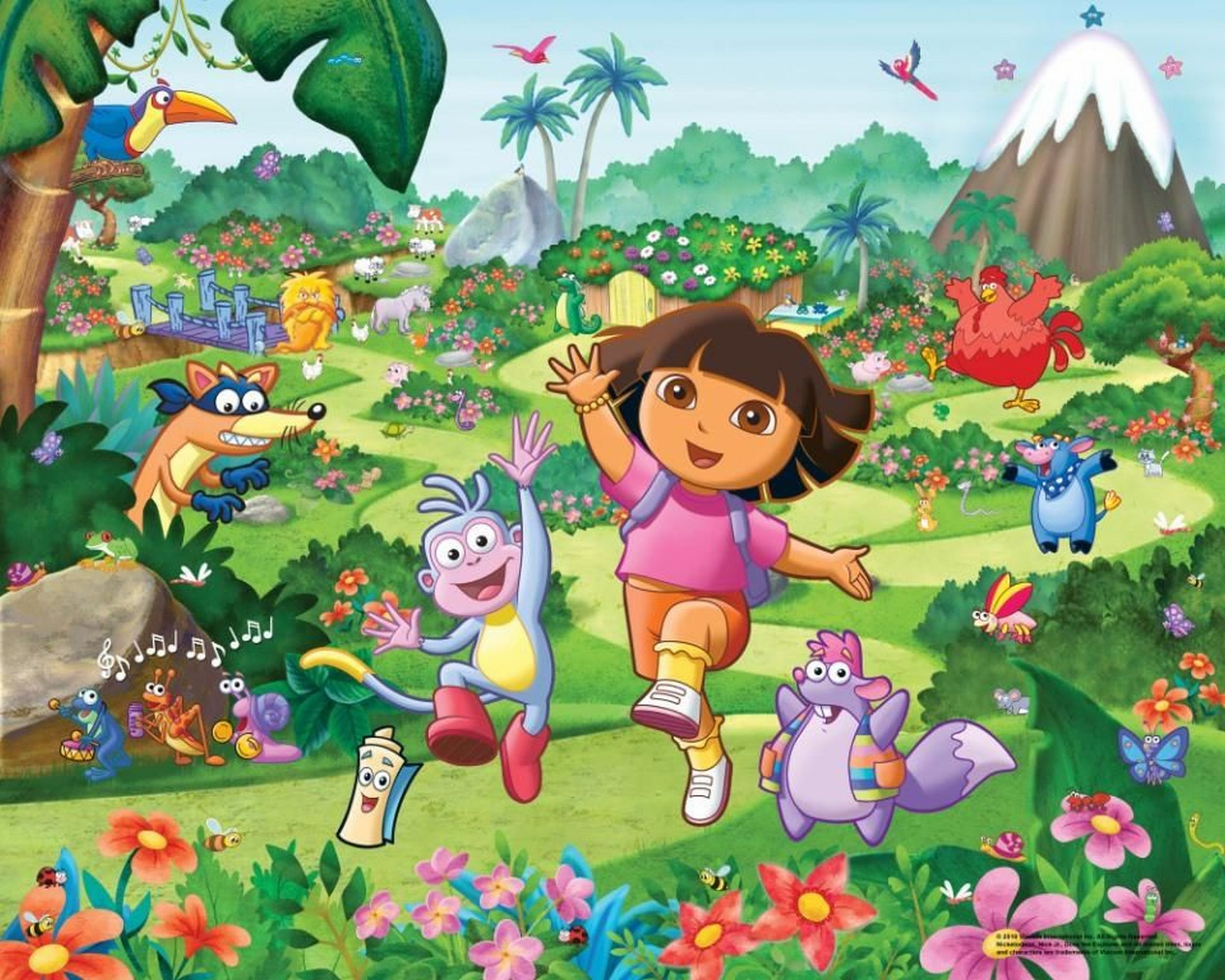 Wallpaper dora backgrounds for desktop pic wpb008967 download voltagebd Image collections