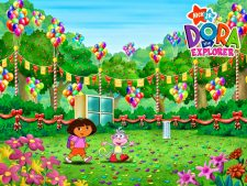 Dora The Explorer Screenshots From Children's TV Series