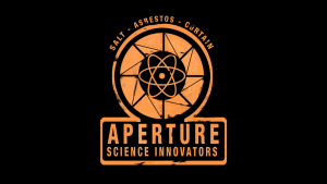 Download Free Aperture Laboratories Wallpaper