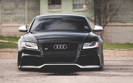 Download Free Audi A5 Background