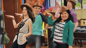 Austin and Ally Background HD