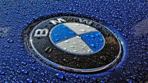 BMW Logo Desktop Wallpaper