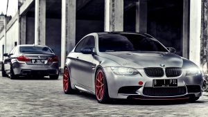 BMW M5 High Powered German Car Images