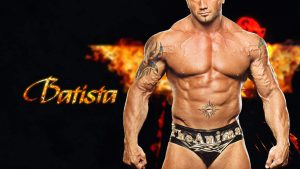 Batista Wallpaper for Desktop