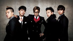 Big Bang KPop Band Photographed For You To Download Here