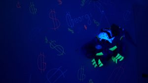 Free Download Black Light Wallpaper
