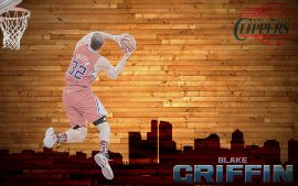 Blake Griffin Dunk Desktop Background