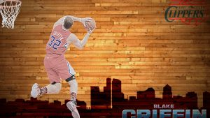 Blake Griffin Dunk Pictures as Desktop Backgrounds For All