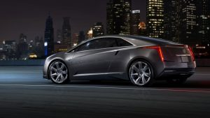 HD Cadillac Wallpaper