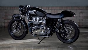 Cafe Racer High Speed Motorbike Awesome Pictures in High Resolution