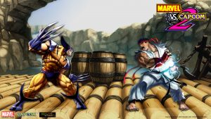 Capcom Video Game Screenshots To Download