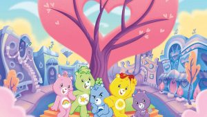 Download Free Care Bear Background