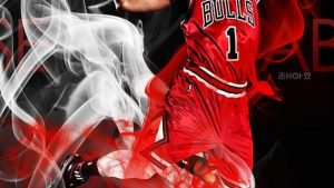 Chicago Bulls iPhone Backgrounds