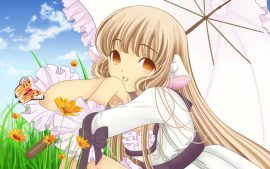 Chobits Wallpaper HD